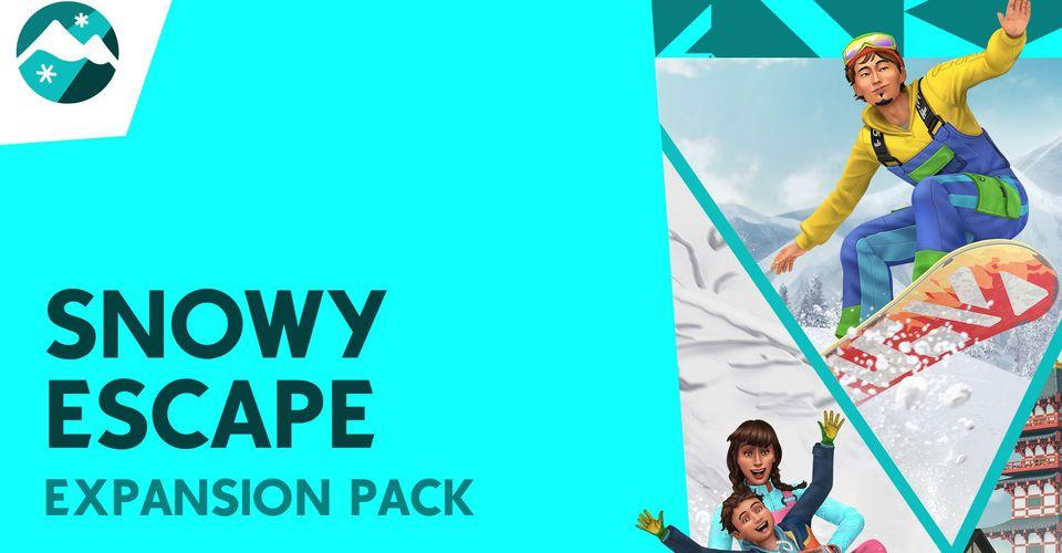 The Sims 4: Snow Escape
