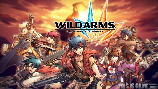 WildArms